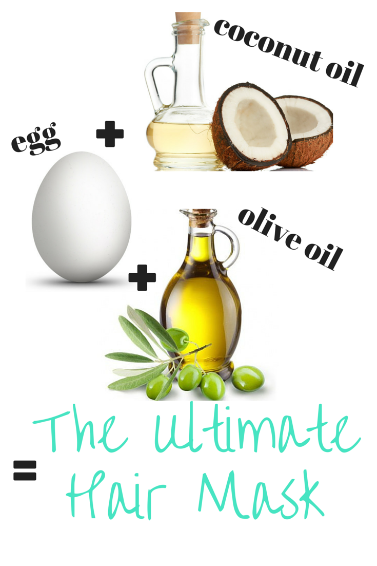 The ultimate hair mask - Diy uses for olive oil help from nature ...
